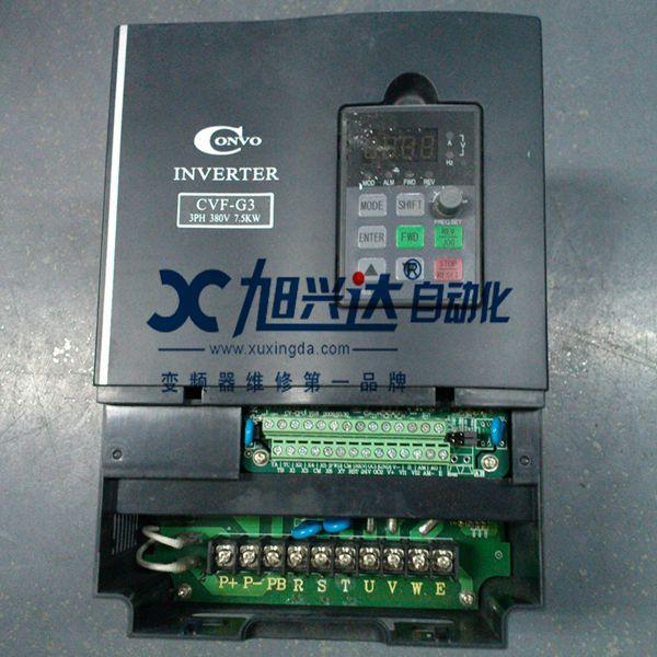 康沃cvf-g3变频器维修