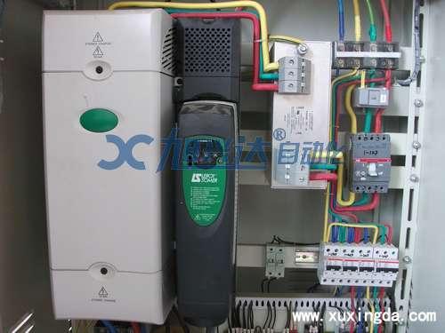 艾默生变频器电阻接线图