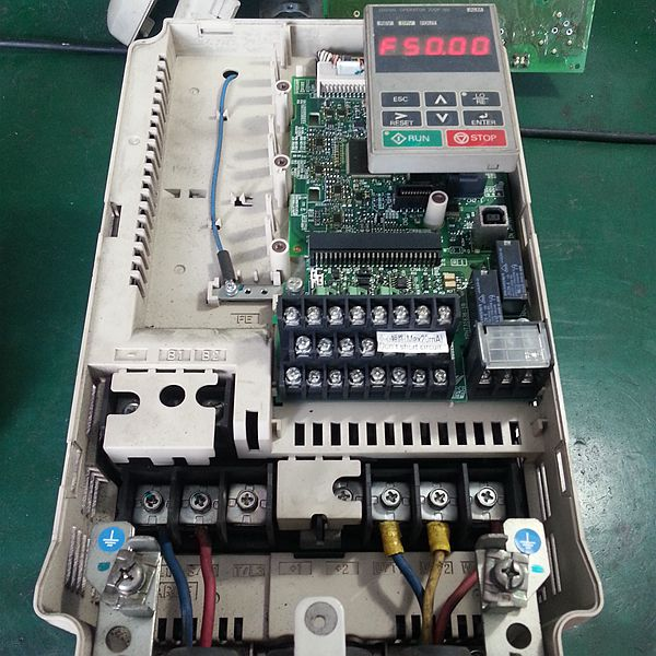 安川电梯变频器维修