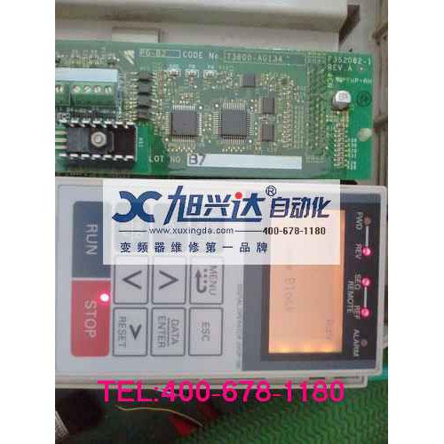 安川g7电梯变频器维修